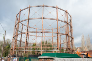 Earlswood gasholder March 2019